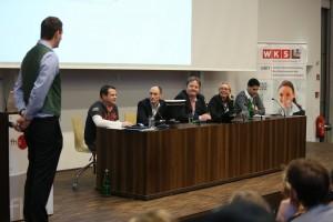 Manfred Gottschling @ SEO Expertenrunde des eday2013